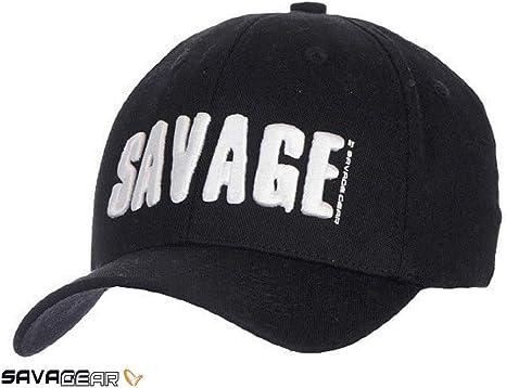 SG Simplemente Savage 3D logo Gorra: Amazon.es: Deportes y aire libre