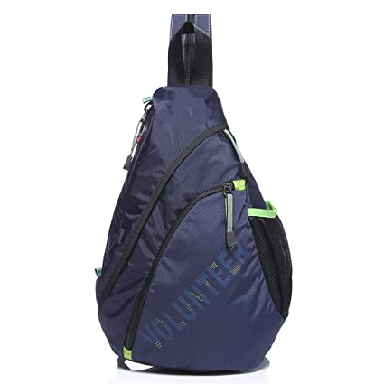 f871ac690fd8 Image Unavailable. Image not available for. Color  XY CF Men s chest bag  multi-function shoulder ...
