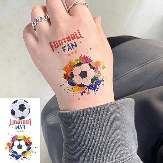 ljmljm 5 Piezas Impermeable Tatuaje Pegatina Ballena Pescado Pulpo ...