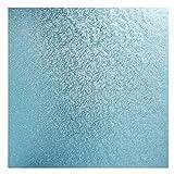 Square Cake Board - Light Blue 10''