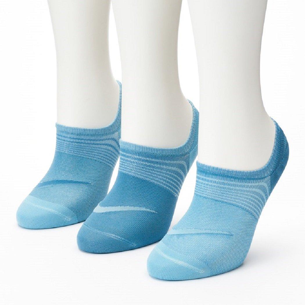 Women's Nike 3-pk. No-Show Socks.size M / TALLA