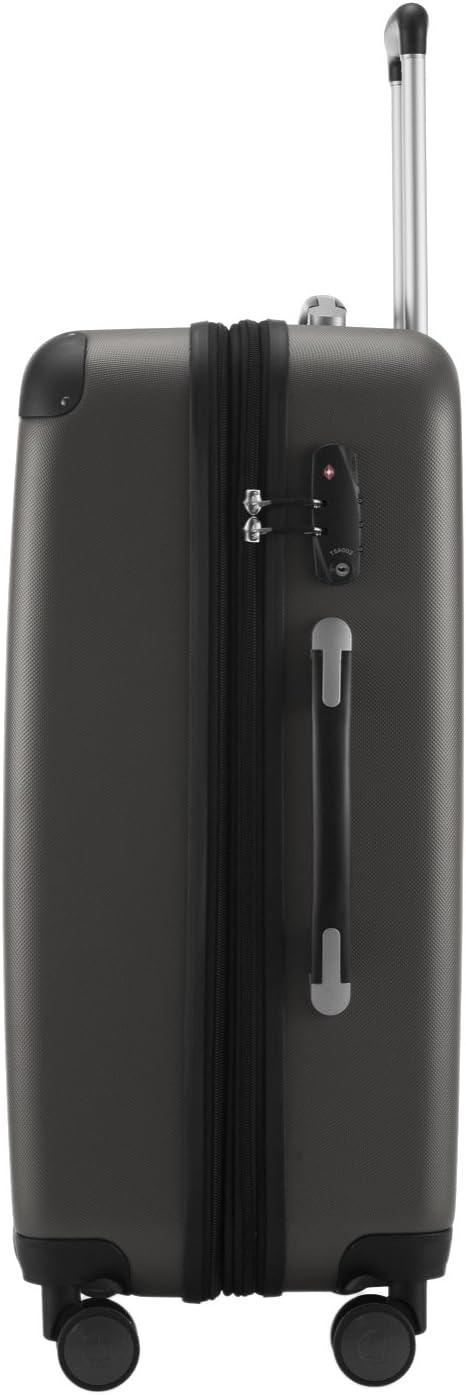 + /étiquette de bagage 55cm Hauptstadtkoffer Sets de bagages Spree 65cm Aubergine 75cm