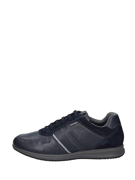Geox U Avery A, Zapatillas para Hombre: Amazon.es: Zapatos y complementos