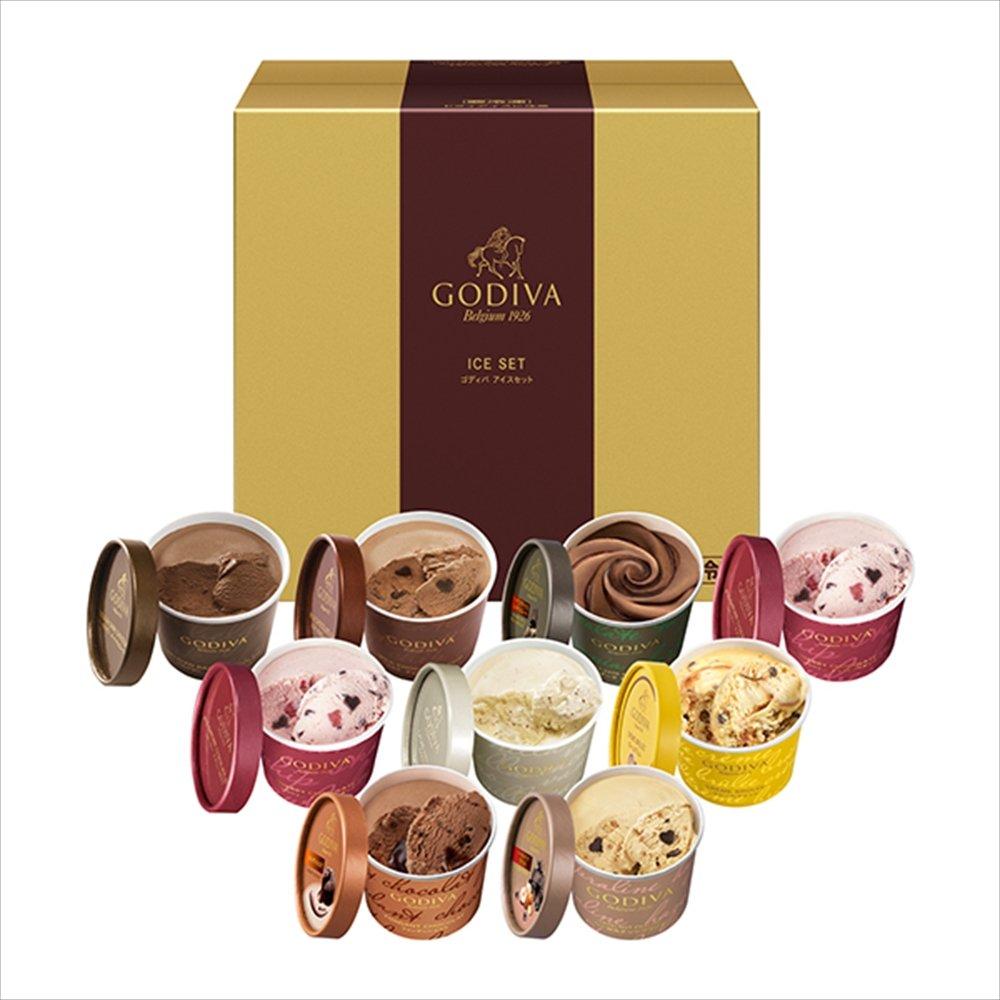 ゴディバ (GODIVA)カップアイス