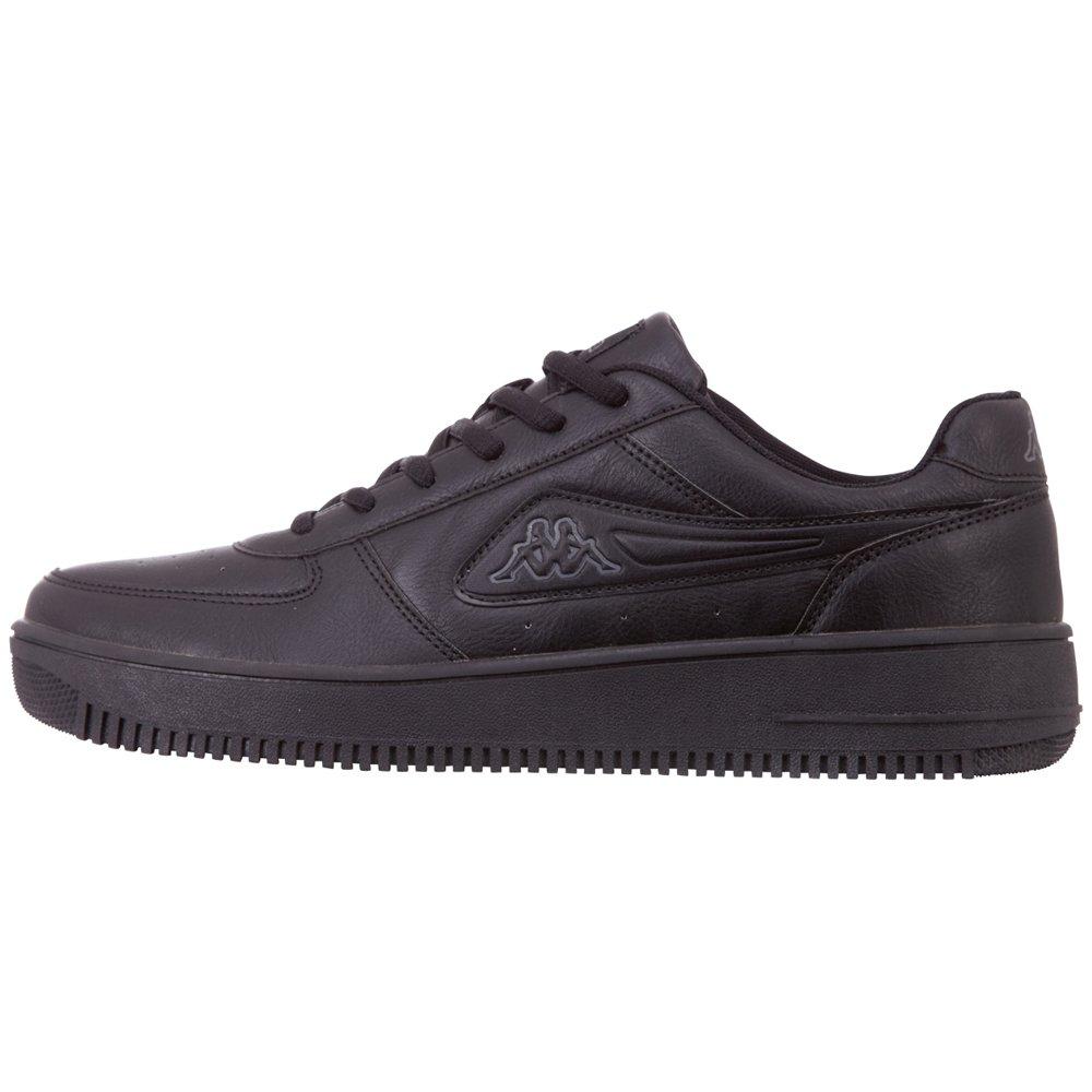 Kappa Unisex-Erwachsene Bash Bash Bash Sneaker Schwarz (schwarz/Grau 1116) 5a089c