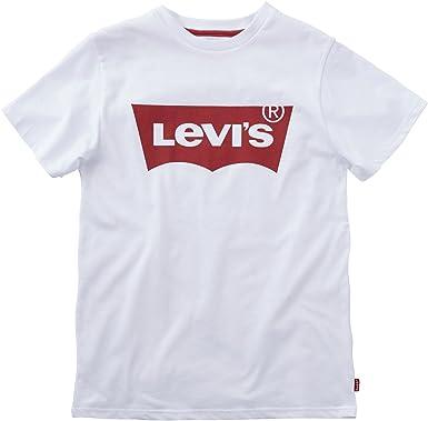 Levis kids Short Sleeves Batwin T-Shirt Camiseta (Pack de 10) para Niños: Amazon.es: Ropa y accesorios