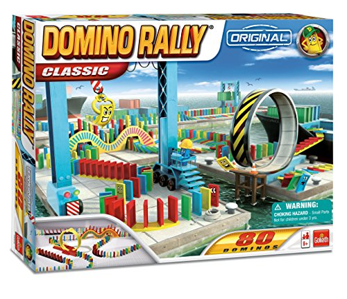 Domino Rally Classic - STEM-based Domino Set for Kids