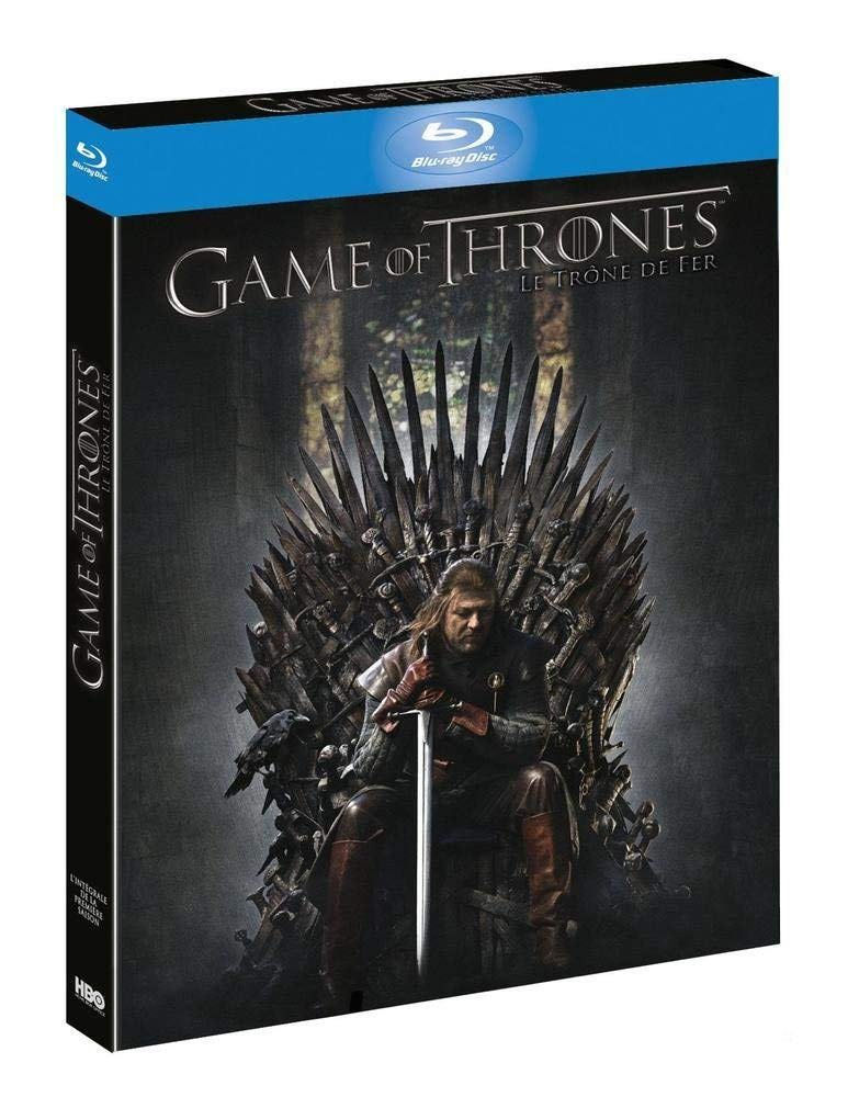 Game of Thrones Le Trône de Fer - Saison 1 Francia Blu-ray: Amazon ...