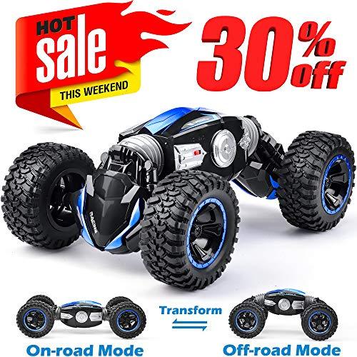 Carrera RC 370162052 Turnator Auto Ferngesteuert Stunt-Buggy bis 20 km/h Elektrisches Spielzeug