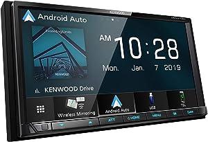 """Kenwood DMX9706S 6.95"""" Digital Multimedia Receiver with Wireless CarPlay"""