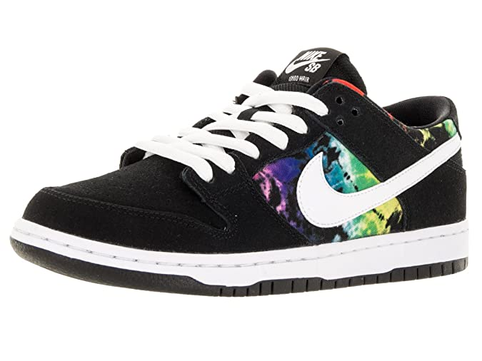 reputable site 05ed3 a967a Amazon.com   NIKE Dunk Low Pro IW Mens Trainers 819674 Sneakers Shoes (US  9.5, Black White Multi Colour 019)   Basketball