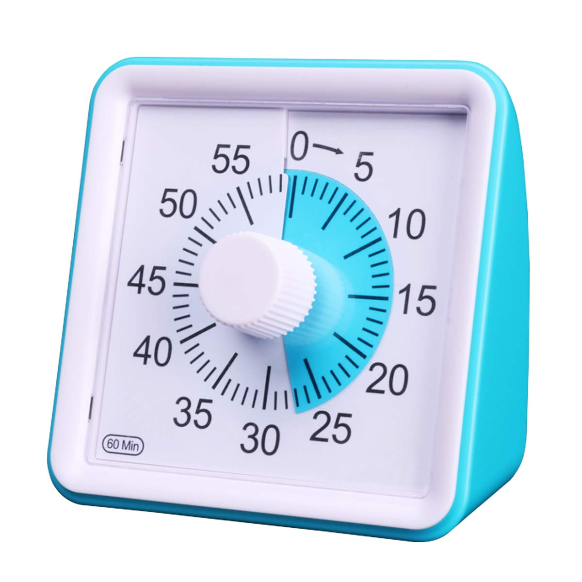 60 Minutes Visual Timer Great for Use At Home Work School Classroom and With Children or Adults With Special Needs by SEARON