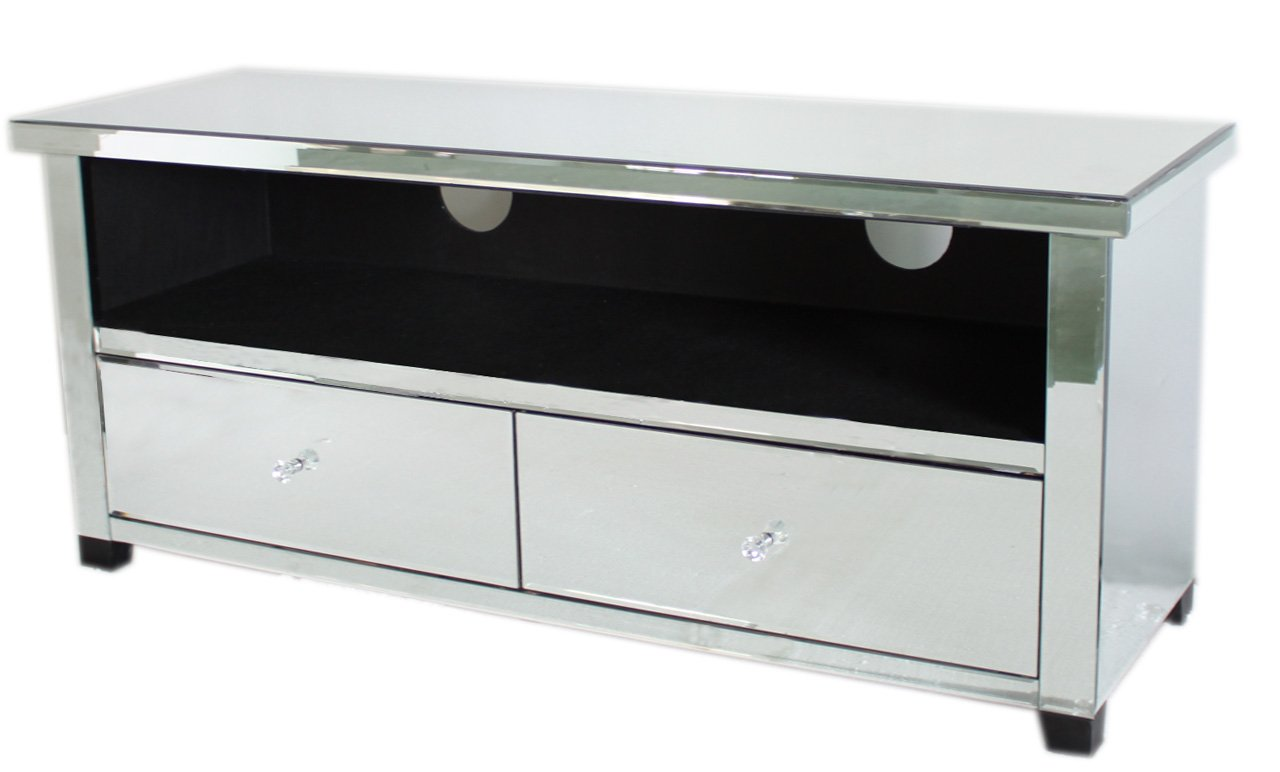 Classic Mirror TV Cabinet: Amazon.co.uk: Kitchen & Home