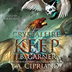 Crystalfire Keep: Elements of Wrath Online, Book 3 | J. A. Cipriano,J. B. Garner