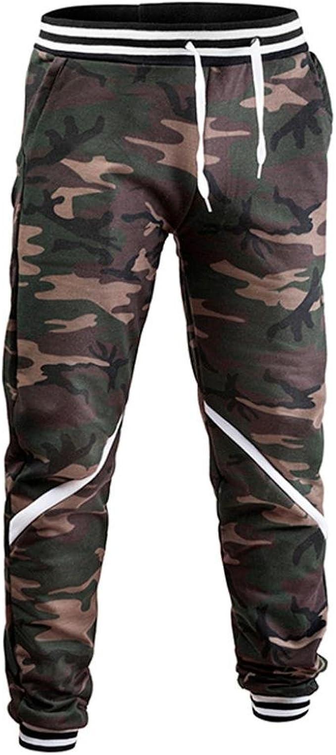 Hombre Pantalón Pantalones Deportivos Hombre Spring Joggers Pants ...