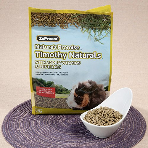 ZUPREEM 230022 Nature'S Promise Guinea Pig Pellets Food for
