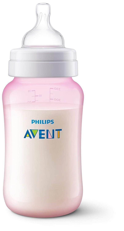 Anti-Colic-Flasche 260 ml Rosa Rosa Anti-Kolic-Flasche 260 ml Philips Avent Philips Avent SCF814//17