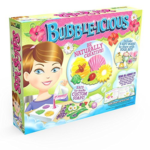 Smartlab Toys All Natural Soaps Science Kit