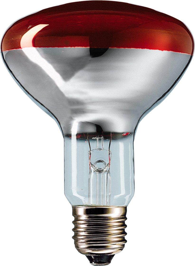 Philips Ir150Rh Red Br125 E27 230-250V 1Ct//10