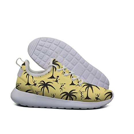 39342c024cfe3 Amazon.com: Wear-resistant Climbing sneaker rainbow stripe pretty ...