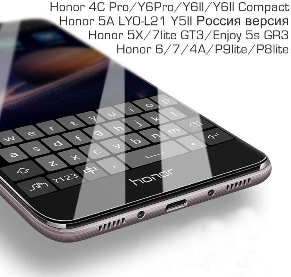 Vidrio Templado de Tres Piezas para Huawei Honor 5A LYO-L21 Y5II ...