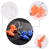 UPINS 14 Sets Silicone Nose Clips Waterproof
