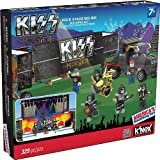 KNEX Kiss Rock Stage Big Rig Building Set