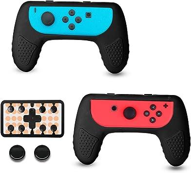 CHIN FAI Nintendo Control Joy-con Controles Grip Handles Kits ...