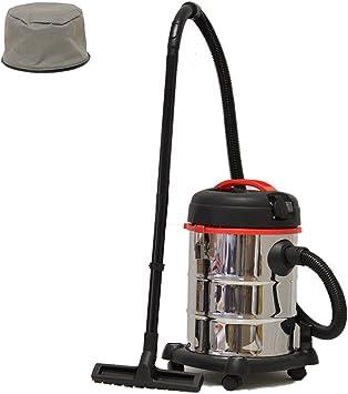 grafner® XXL y húmedo aspirador 30 litros, 1200 W, con enchufe y ...