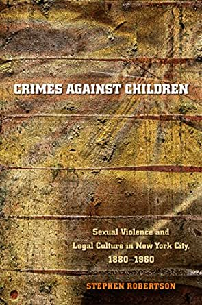 Crimes against children sexual violence and for New york culture facts