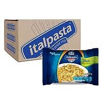 Italpasta Pluma al Pesto, Fácil Preparación, 460 g, 12 Paquetes