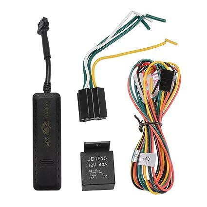 LOCALIZZATORE SATELLITARE GPS TRACKER ANTIFURTO GSM GPRS NUOVO MODELLO