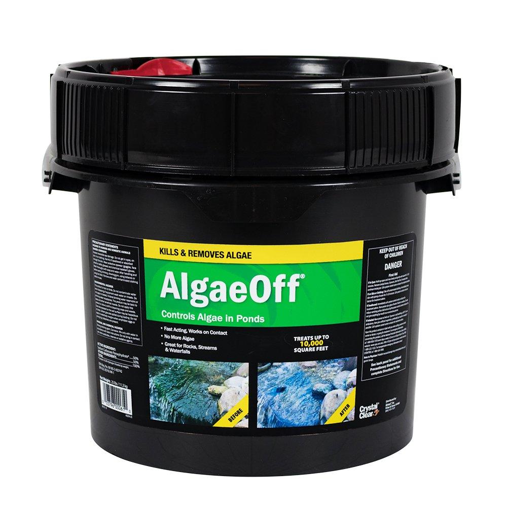 CrystalClear AlgaeOff, 25 lb