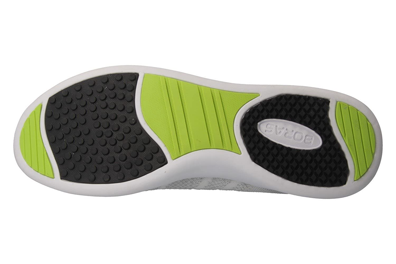 Boras - Nimbus Weiß - Herren Sneaker - Weiß Nimbus Schuhe in Übergrößen - 1b01b4