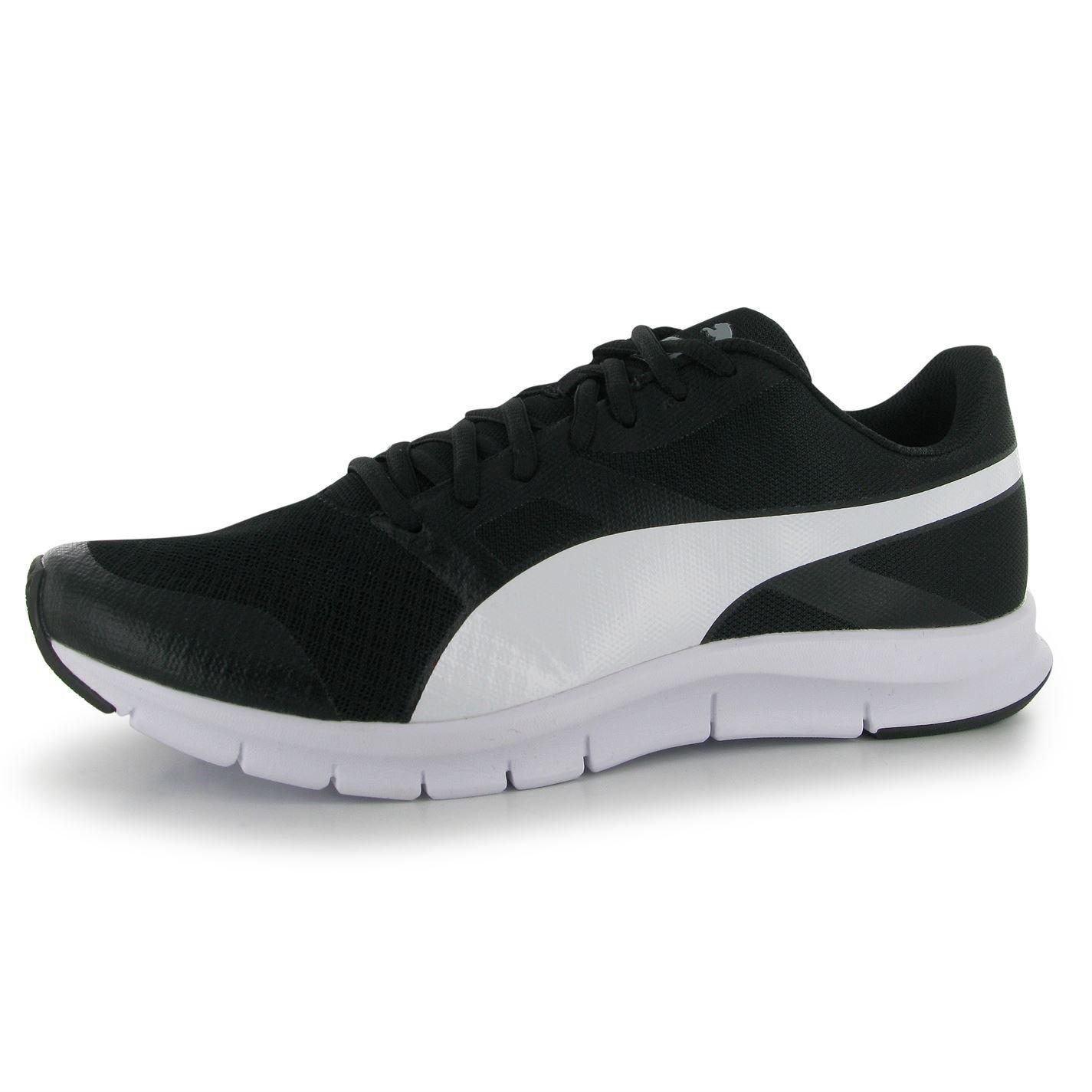 Puma Flex Racer Zapatillas de running para hombre negro/blanco ...