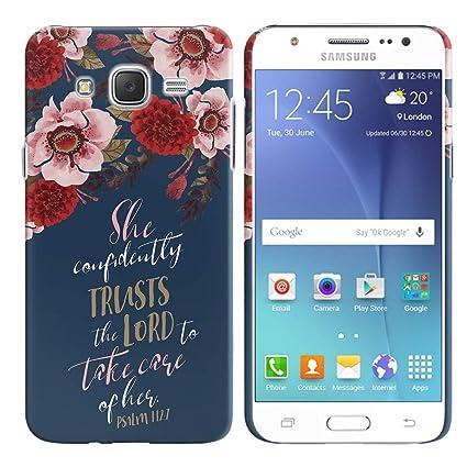 Amazon.com: FINCIBO - Carcasa rígida para Samsung Galaxy J7 ...