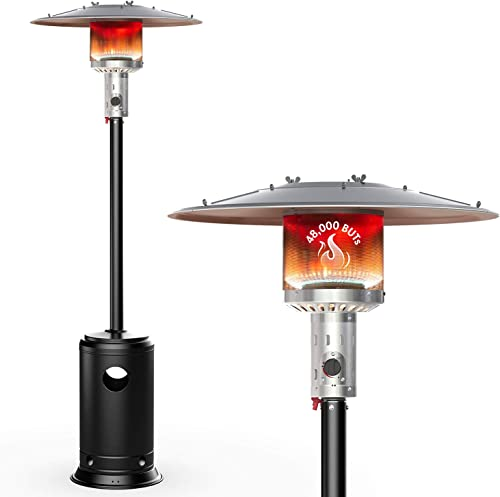 Terra Hiker 48,000 BTUs Outdoor Patio Heater