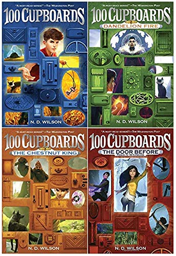 100 Cupboards 4 Book Set.: Amazon.com: Books