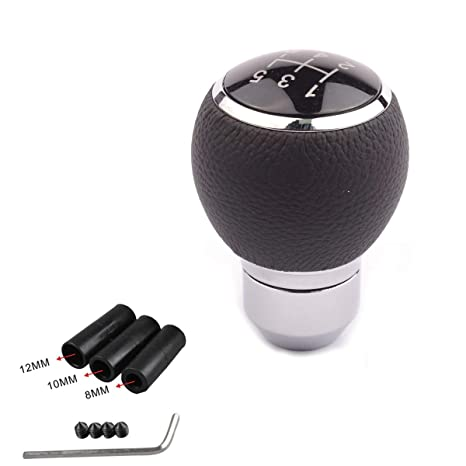 Car Auto Gear Shift Knob Shifter Cover Universal Fit Automatic and Manual Drive