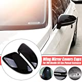 Shentesel 1 Pair Rear View Wing Mirror Covers
