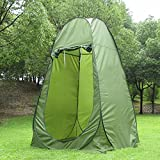 Top Home Dec Camping Shower Tent , Outdoor Pop Up Tent for Camping Fishing Hiking Swimming Shower Privacy Toilet Changing Room