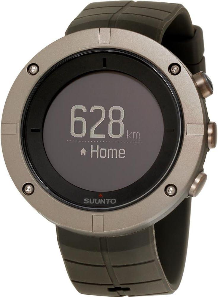 Suunto Reloj de Pulsera Hombre ss021239000
