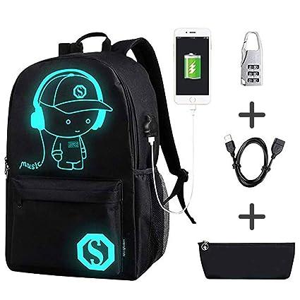 a6cf4e79c364 Gorgebuy Luminous Backpack - Bright Backpack School Child
