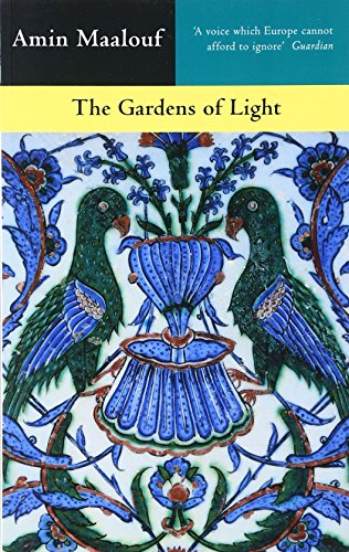 Amin Maalouf The Gardens Of Light - 1