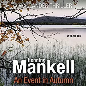 An Event in Autumn Audiobook