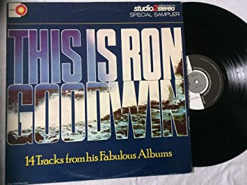 RON GOODWIN This is Ron Goodwin New Zealand LP: Ron Goodwin ...