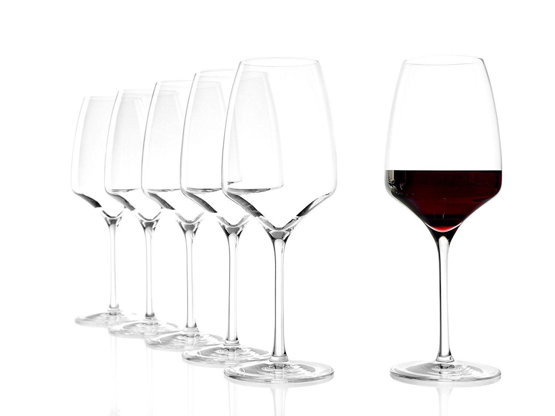 NEW Stolzle Revolution Red Wine Set 6pce