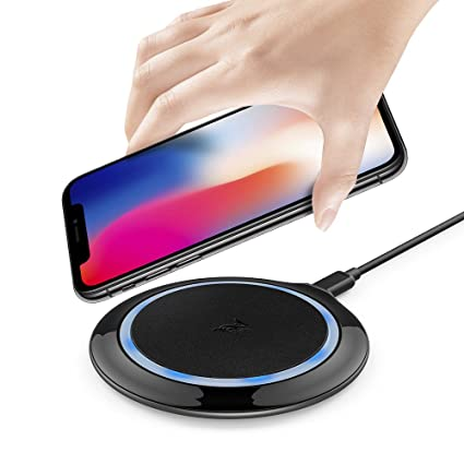Amazon.com: Foluu - Cargador inalámbrico para Samsung Galaxy ...