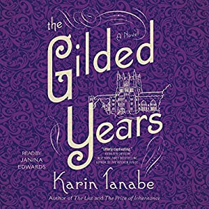 The Gilded Years Audiobook