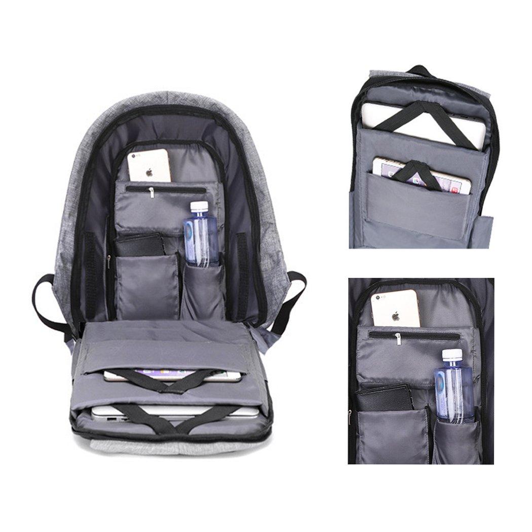5452b1544985 Amazon.com: LUVODI Anti-Theft Laptop Backpack Travel Business Bag ...
